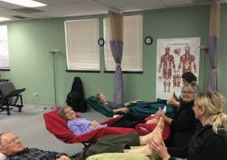 October 2019 ORN Meridian Reflexology Workshop